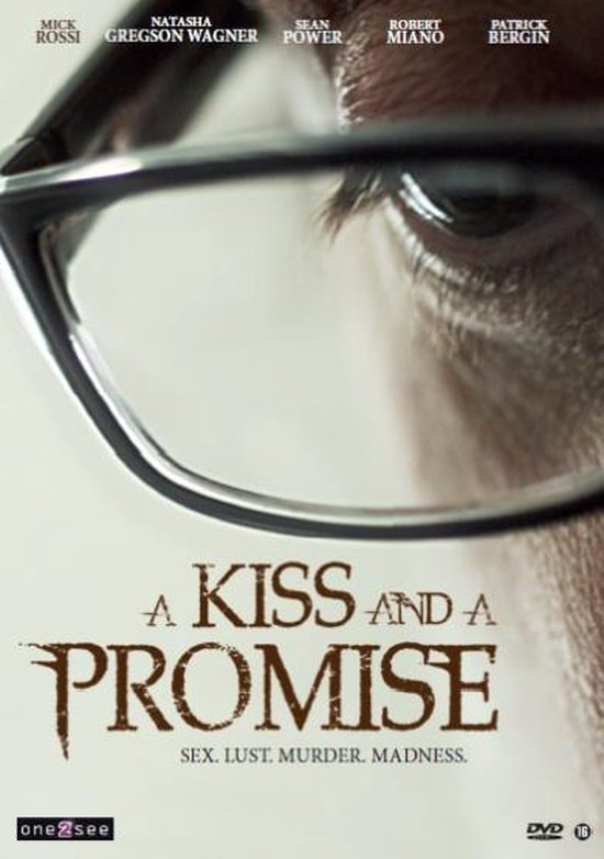 Cover van de film 'A Kiss And A Promise'