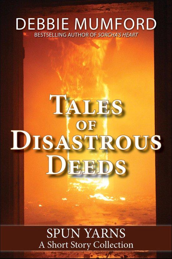 Omslag van Tales of Disastrous Deeds