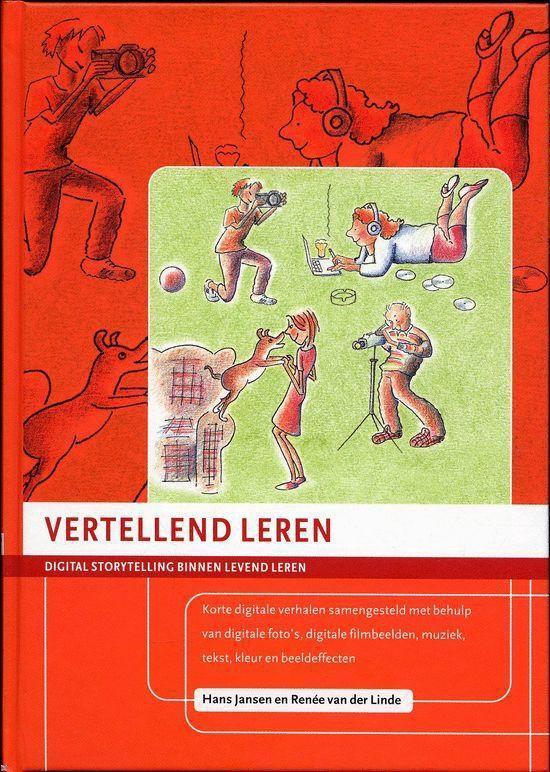Vertellend Leren - Hans Jansen pdf epub
