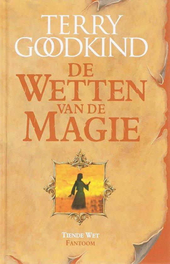 De wetten van de magie 10 - Fantoom - Terry Goodkind |