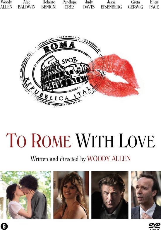 Movie - To Rome With Love