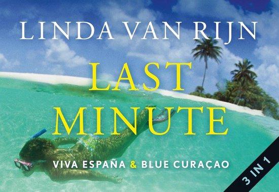 Last minute, Viva España & Blue Curaçao - dwarsligger (compact formaat) - Linda van Rijn | Readingchampions.org.uk
