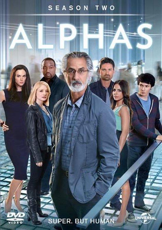 Cover van de film 'Alphas'
