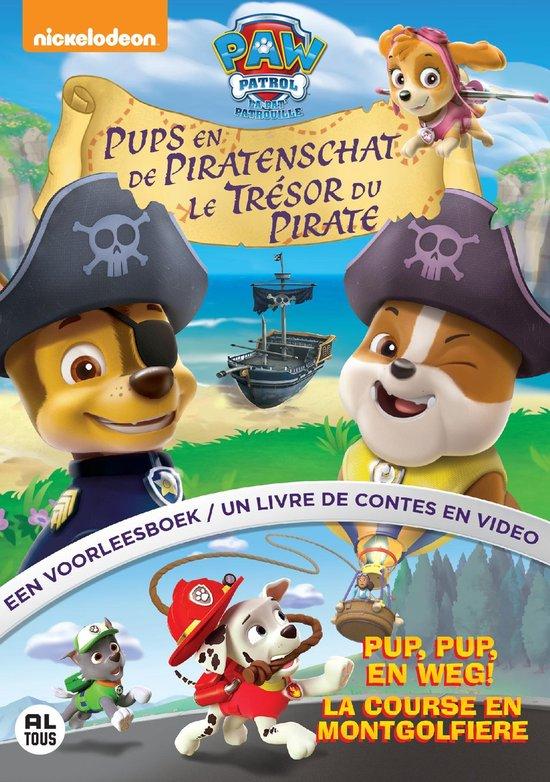 Paw Patrol - Volume 3: Pups En De Piratenschat - Animation
