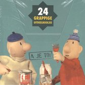 Boek cover Buurman & Buurman 24 Uitdeelboekjes van