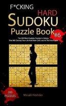 F*cking Hard Sudoku Puzzle Book #6