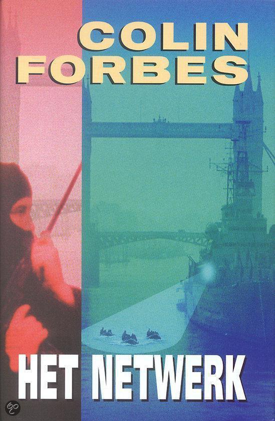 Het Netwerk - Colin Forbes pdf epub