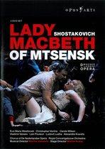 Lady Macbeth Of Mtsenks