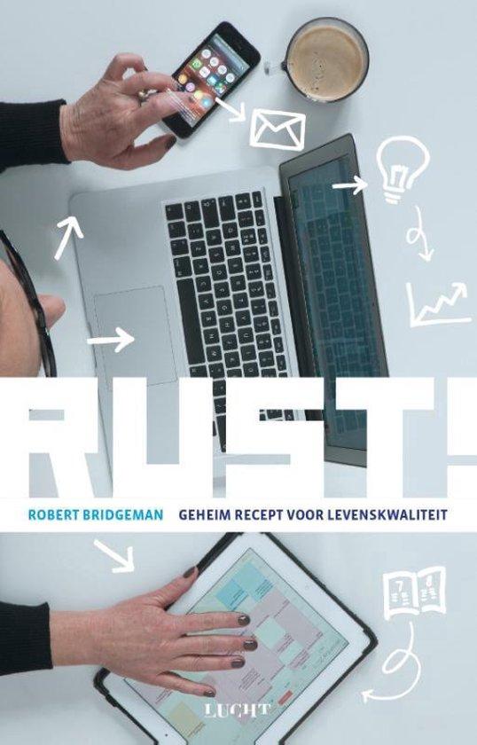 Boek cover Rust van Robert Bridgeman (Paperback)