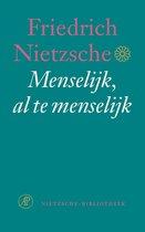 Boek cover Nietzsche-bibliotheek - Menselijk , al te menselijk van Friedrich Nietzsche (Paperback)