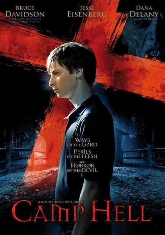 Cover van de film 'Camp Hell'