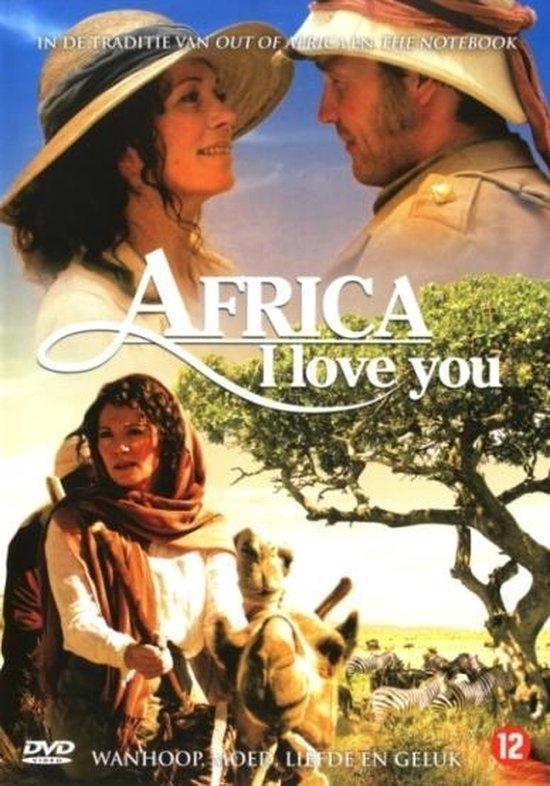 Cover van de film 'Africa I Love You'