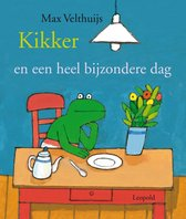 Boek cover Kikker - Kikker en een heel bijzondere dag van Max Velthuijs