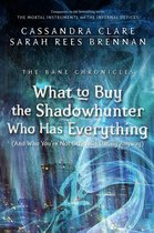 What to Buy the Shadowhunter Who Has Everything (And Who You're Not Officially Dating Anyway)