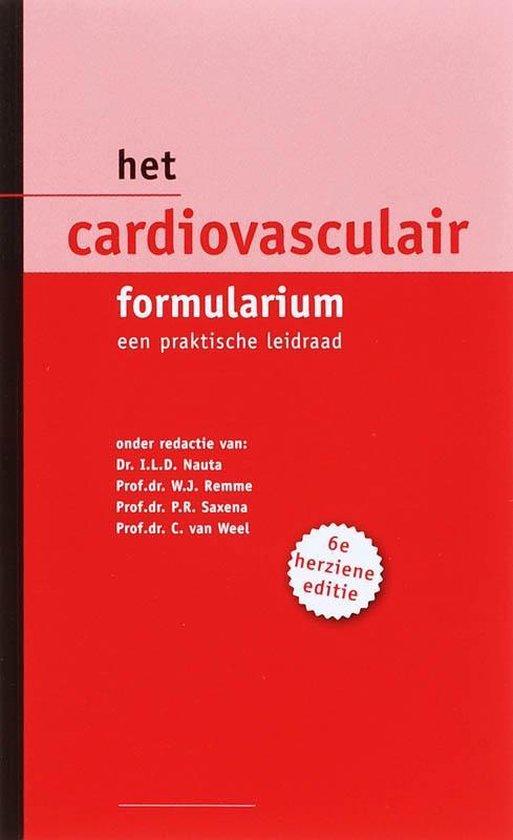Formularium - Het cardiovasculair formularium - none |