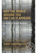 Boek cover Why the World around You Isnt as It Appears van Albert Linderman