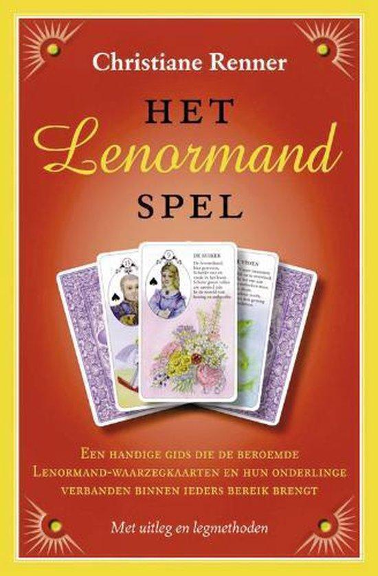 Het Lenormand Spel - C. Renner | Fthsonline.com