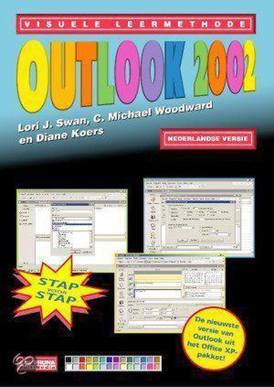 Visuele Leermethode Outlook 2002 - Lori Reid |