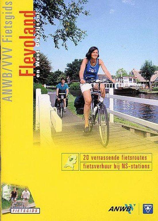 Cover van het boek 'Flevoland en West Overijssel'
