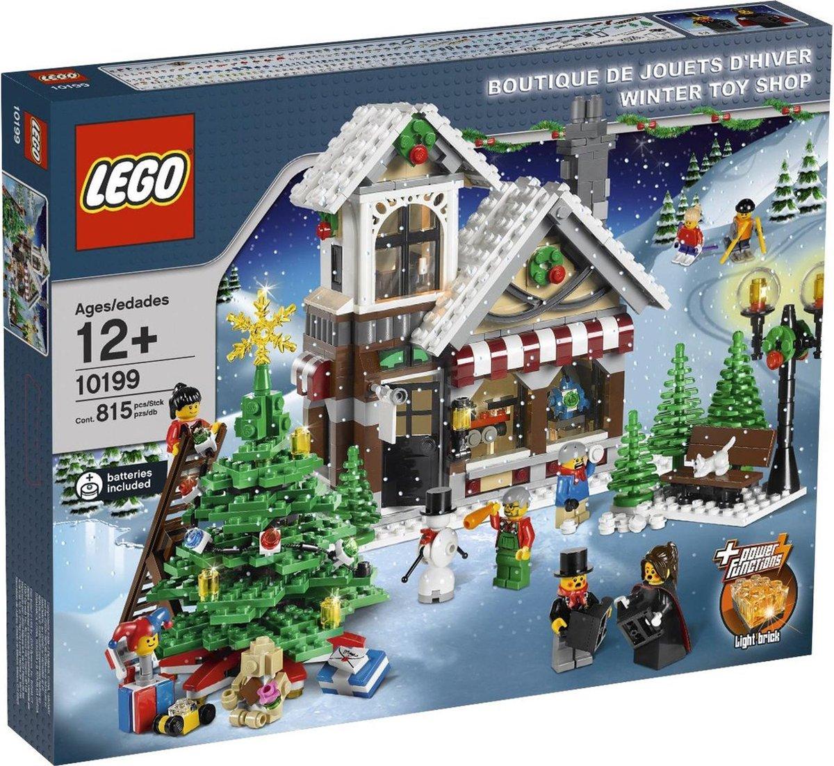 LEGO City Weihnachtlich 10199