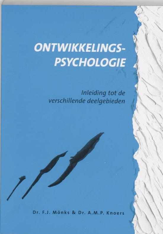 Ontwikkelingspsychologie - FJ Monks |