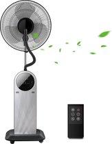 5. Aigostar Forest Mist 33JTU - Mist ventilator - Zwart/RVS