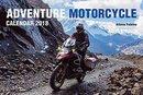 Adventure Motorcycle 2018 Calendar