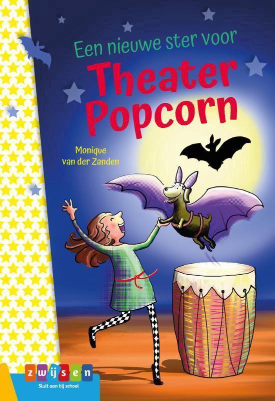 Supermeiden - Een nieuwe ster voor Theater Popcorn - Monique van der Zanden |