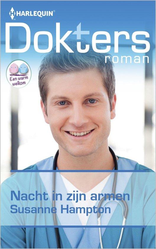 Doktersroman 102 - Nacht in zijn armen - Susanne Hampton |