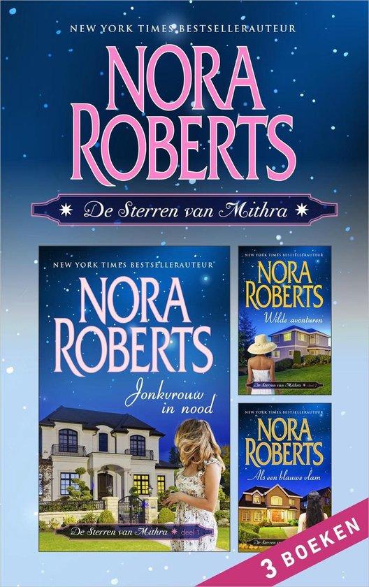De sterren van Mithra (3-in-1) - Nora Roberts  