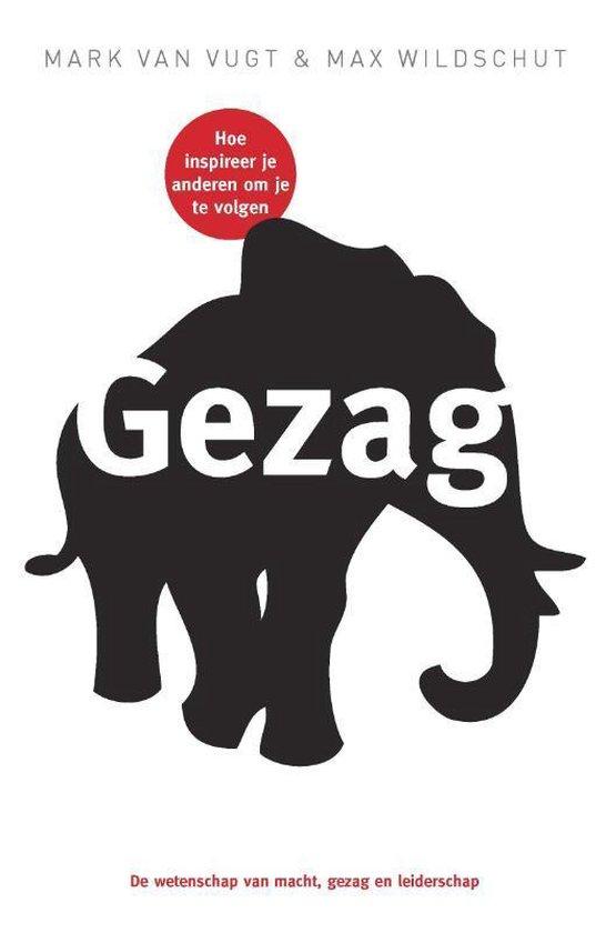 Gezag - Mark van Vugt |