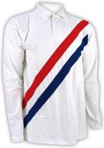 Nederlands Elftal T-shirt/Longsleeve - Holland - XXL - Wit