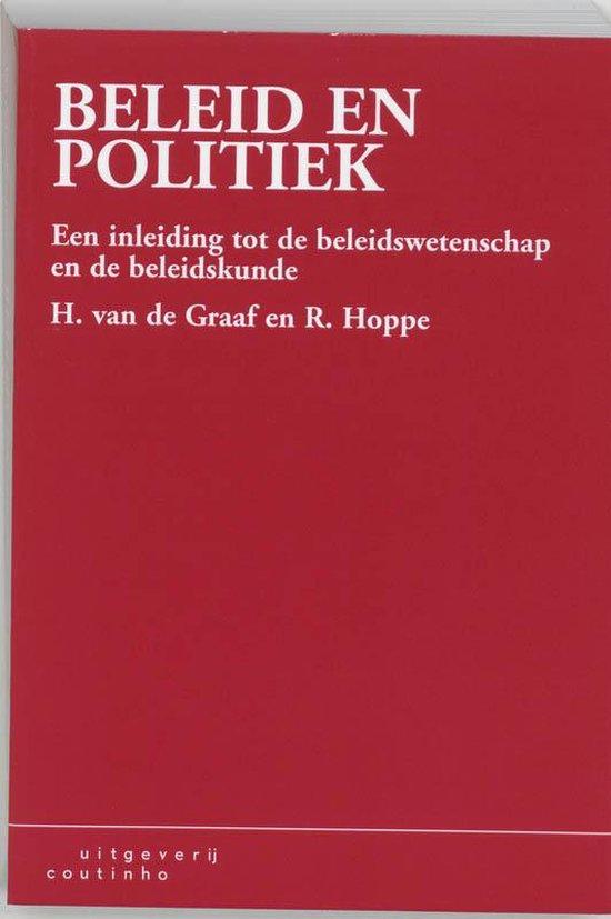 Beleid En Politiek - H. van de Graaf |
