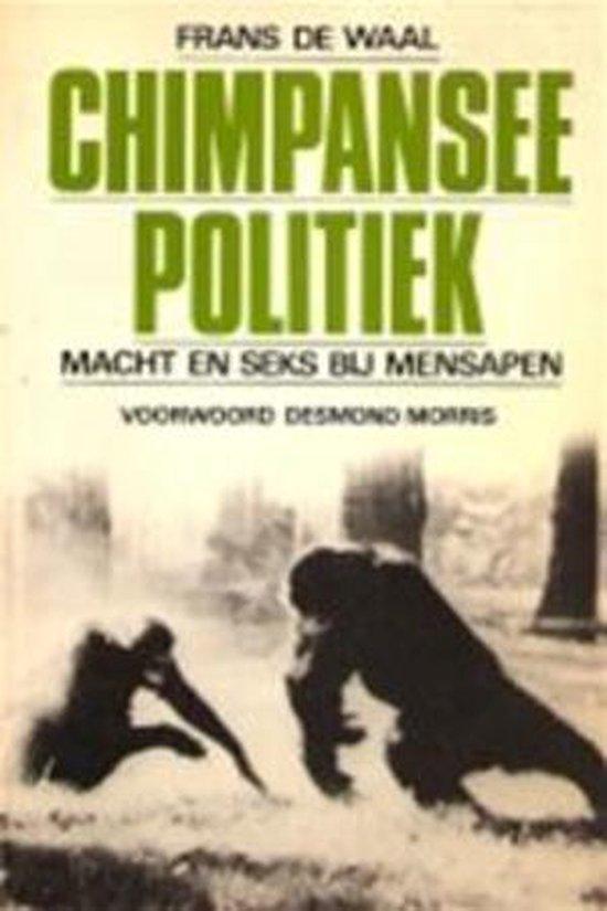 Chimpansee politiek - Asterisk* | Fthsonline.com