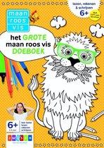 Maan Roos Vis - Het grote Maan Roos Vis doeboek