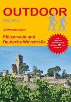 35 Wanderungen Pfälzerwald und Deutsche Weinstraße