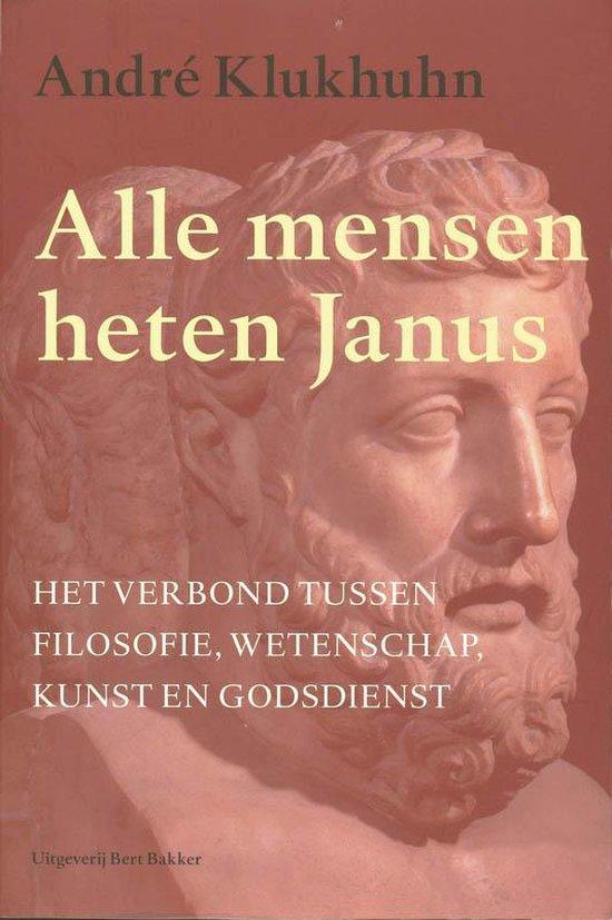 Alle mensen heten Janus - André Klukhuhn | Fthsonline.com