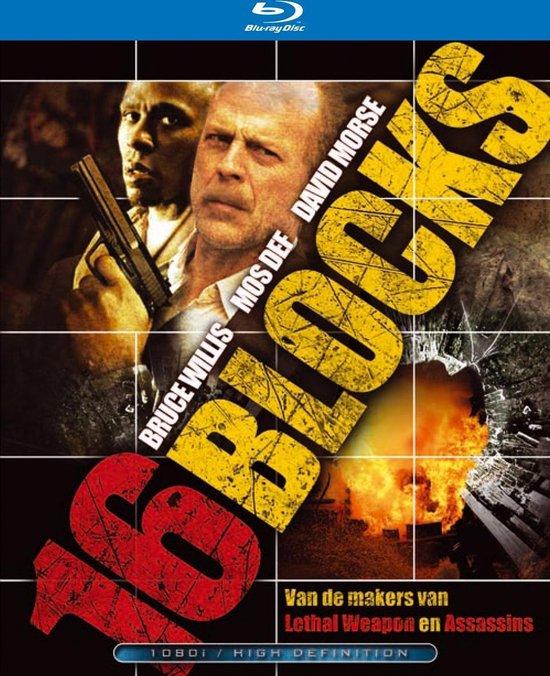 Cover van de film 'Sixteen Blocks'