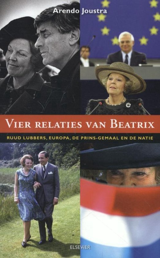 Vier relaties van Beatrix