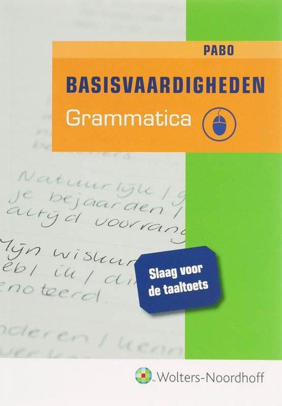Basisvaardigheden Grammatica + CD / druk 1 - M. Bout pdf epub