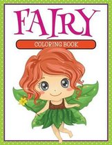 Fairy Coloring Book