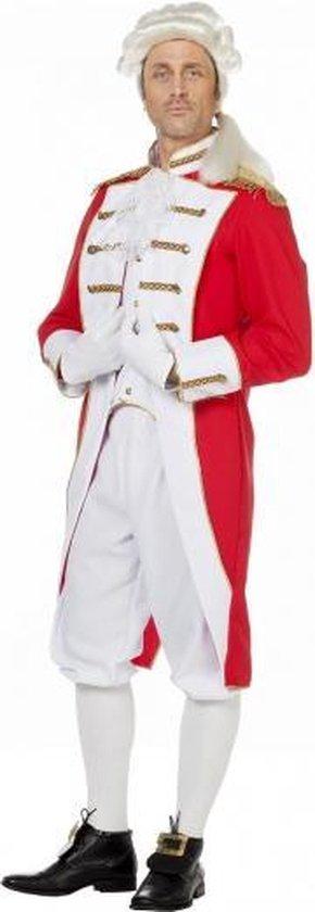Luxe garde kostuum 60-62 (xl)