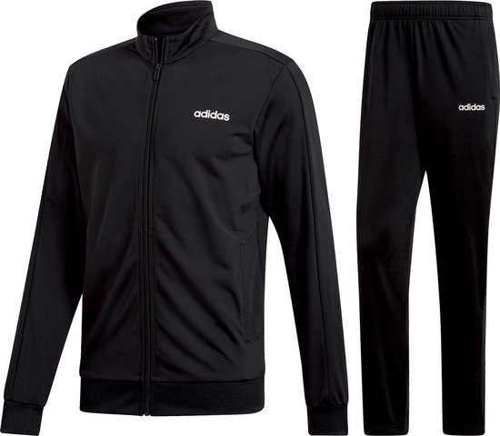 adidas MTS Basics Trainingspak Trainingspak - Maat M - Mannen - zwart