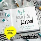 Art journal school [365 dagen tekenen & schilderen]. Nooit meer zonder inspiratie!