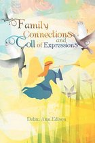 Boek cover Family Connections and Coll of Expressions van Debra Edison