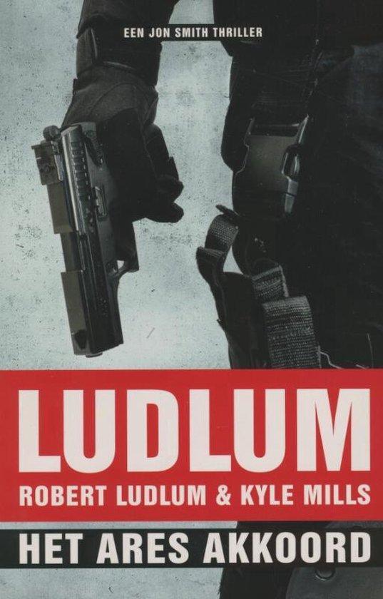 Het Ares akkoord - Robert Ludlum |