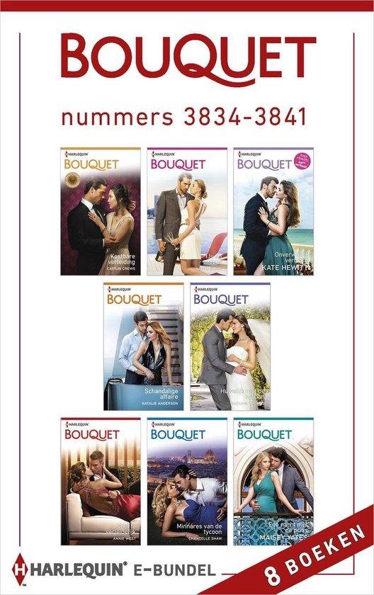 Bouquet e-bundel nummers 3834 - 3841 (8-in-1) - Maya Blake |
