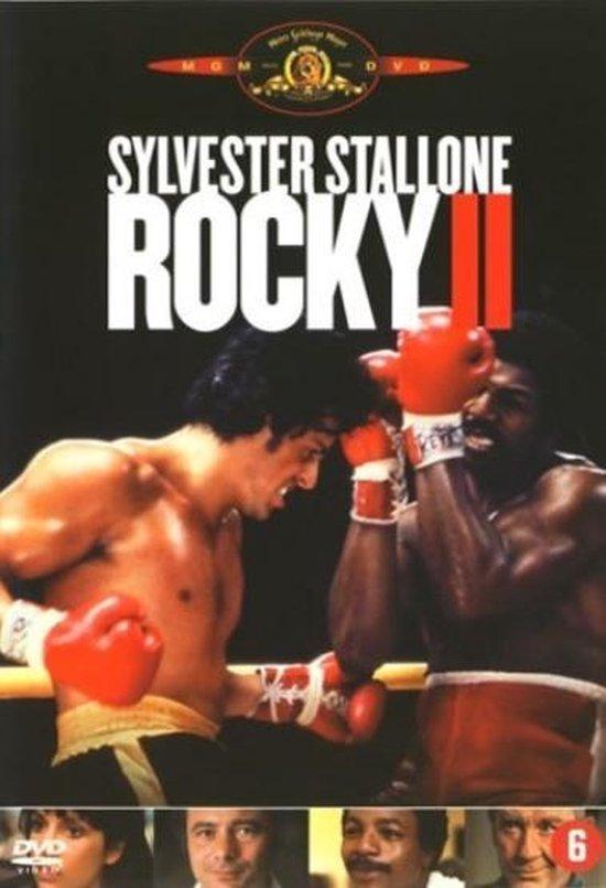 Cover van de film 'Rocky II'