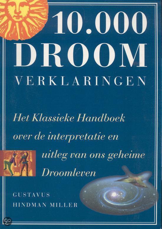 Cover van het boek '10.000 droomverklaringen'