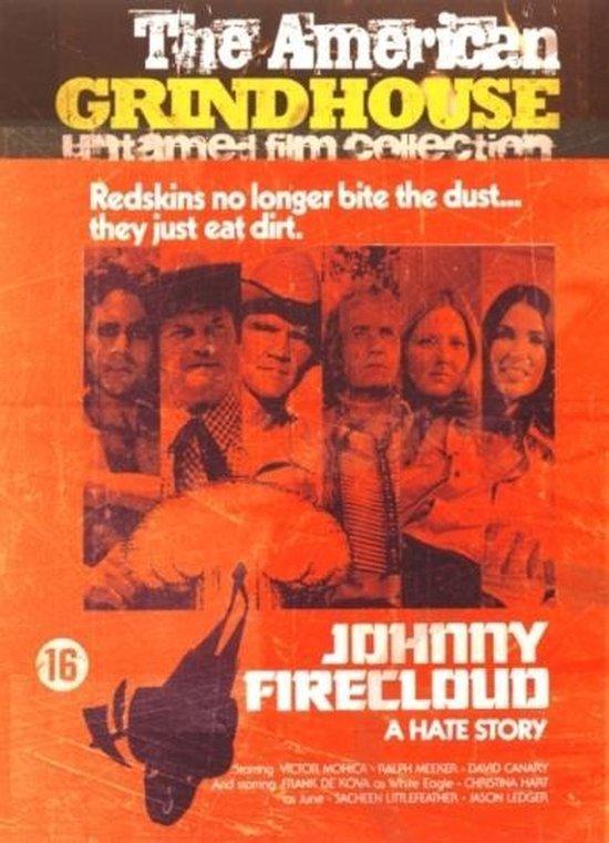 Cover van de film 'Johnny Firecloud'